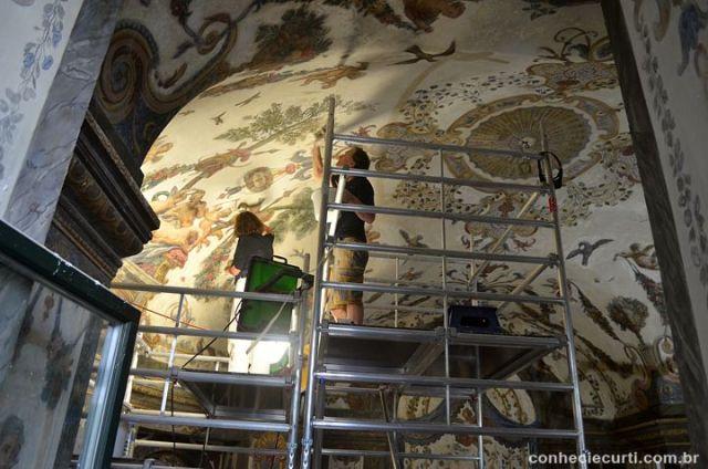 Casa de Mozart, Viena.