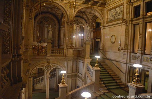 Ópera de Viena, Áustria.