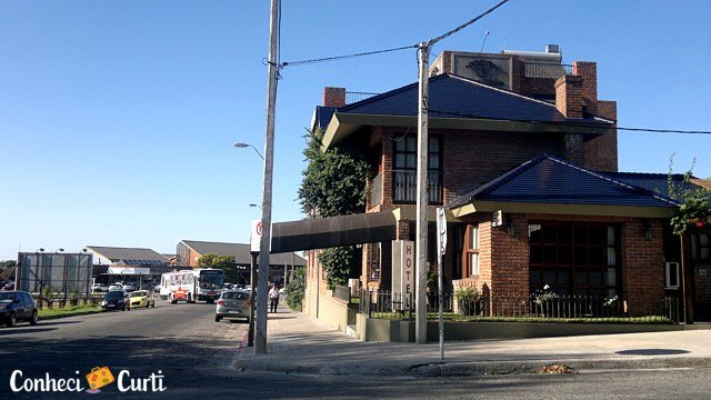 Hotel Ayres de Colonia em Colonia del Sacramento, Uruguai