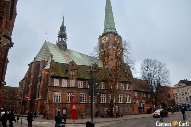 Igreja de St. Jacob, Lübeck, Germany