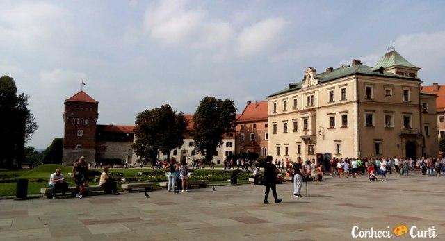Cracóvia (Kraków), Polônia.