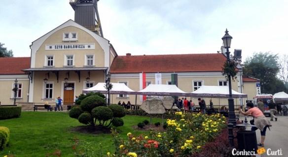 A Mina de Sal em Wieliczka