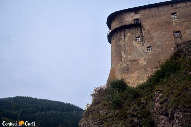 O Castelo de Orava, Eslováquia.