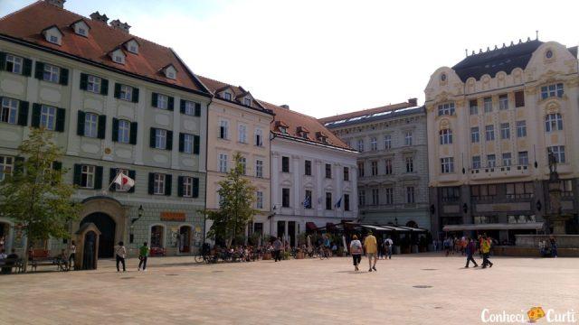 Hlavné Namestie, Bratislava
