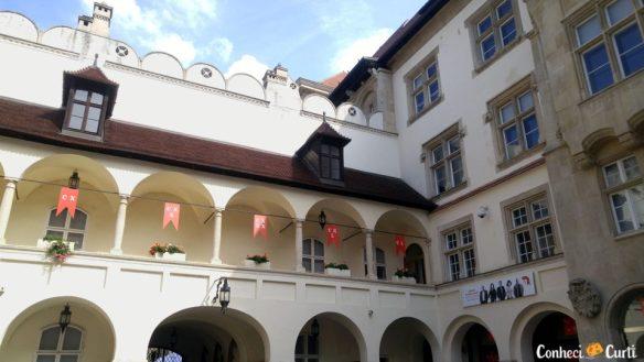 Museu da cidade -Bratislava