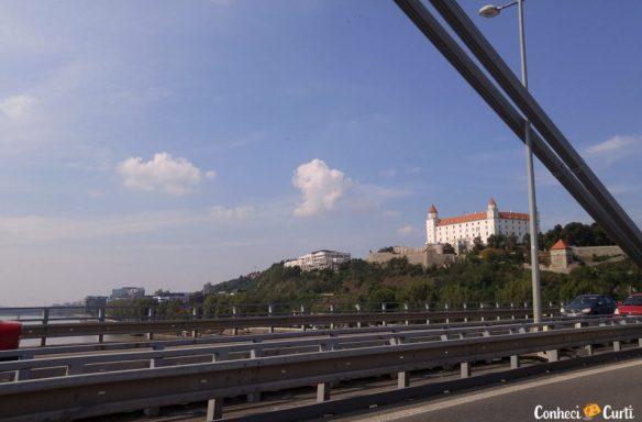Rio Danúbio, Bratislava