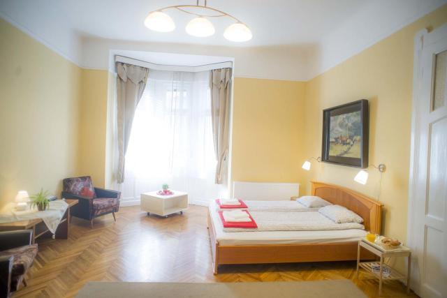 Budapeste - Apartment Charles