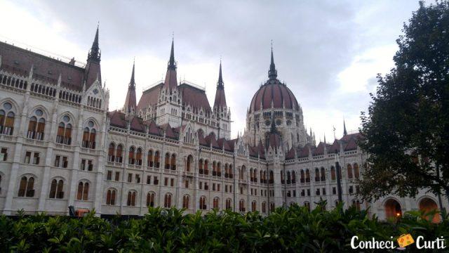 Edifício do Parlamento - Budapeste