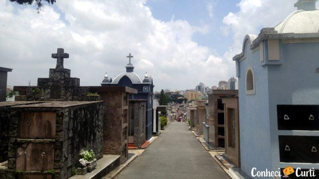 Cemitério Água Verde - Curitiba