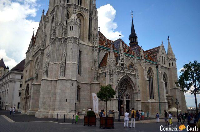 Igreja de Mathias, Budapeste
