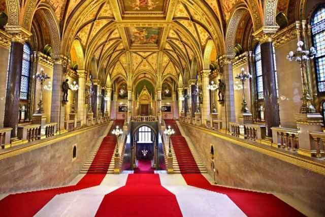 Parlamento Húngaro. Créditos: Civitatis