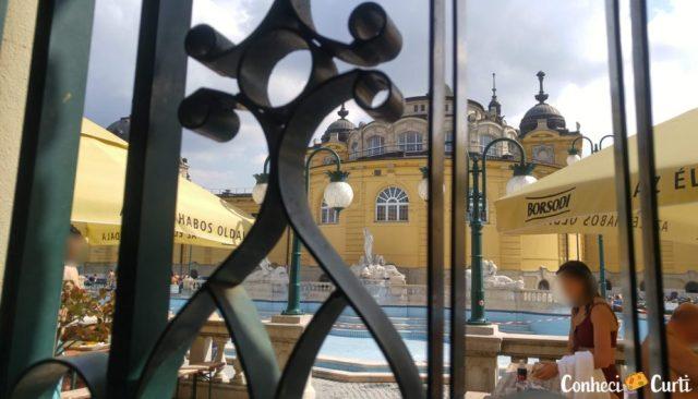 Termas Széchenyi Spa