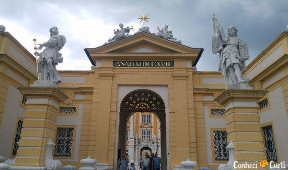 8 Castelos, Palácios e Abadias próximos de Viena para conhecer num bate-volta