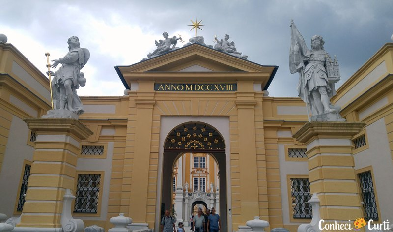 Abadia de Melk - Áustria
