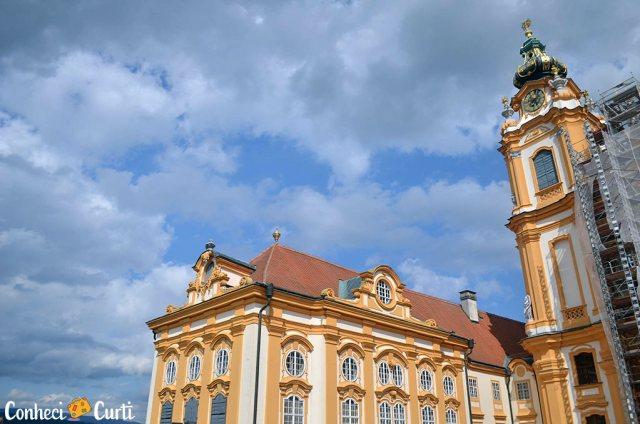Abadia de Melk, Áustria
