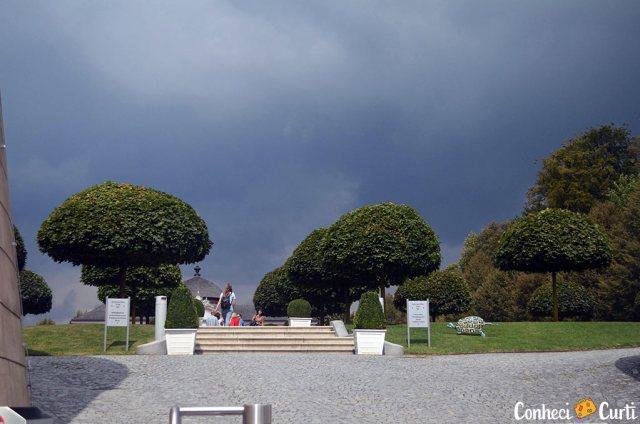 Parque e jardins da Abadia de Melk