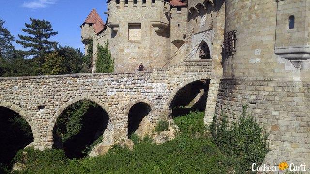 Castelo Kreuzenstein, Áustria
