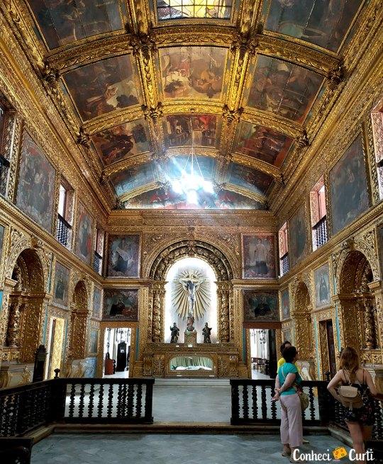 Capela Dourada - Recife, Pernambuco