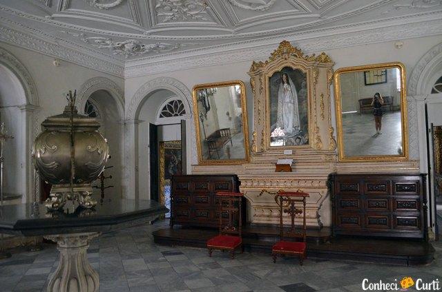 Capela Dourada, Recife - Pernambuco