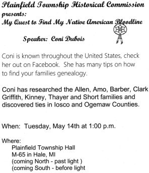 Plainfield Township Historical Commission