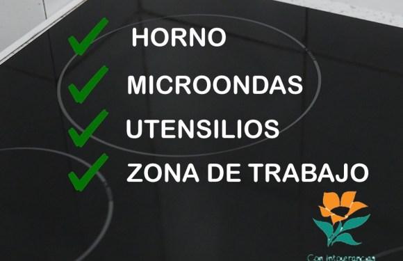 NORMAS PARA TU COCINA