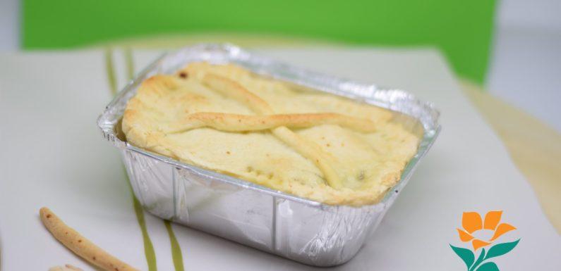 SCOTH PIE (PASTEL DE CARNE ESCOCÉS) Sin gluten, sin huevo y sin lácteos