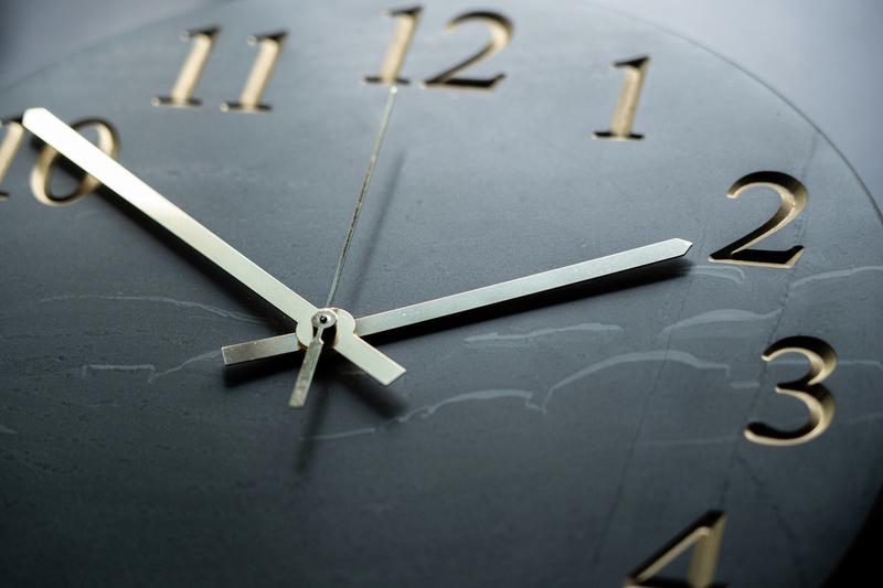 Cleaner, Quirkier Range Of Clocks.