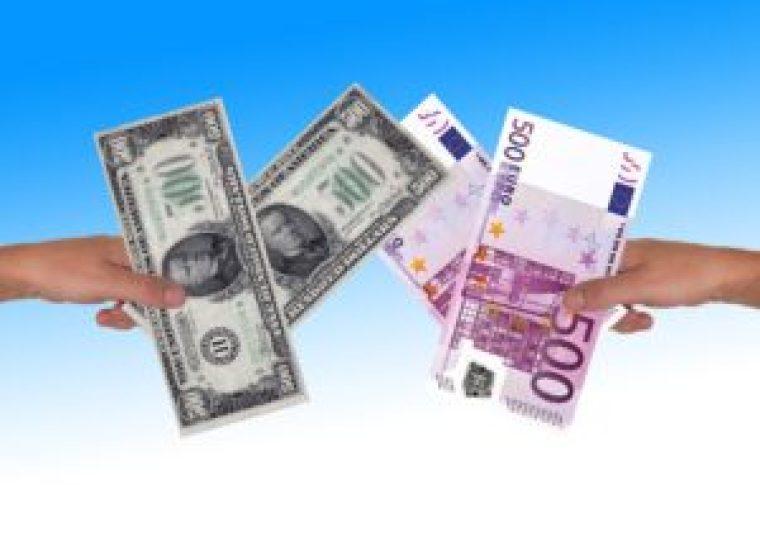 ユーロと米ドル