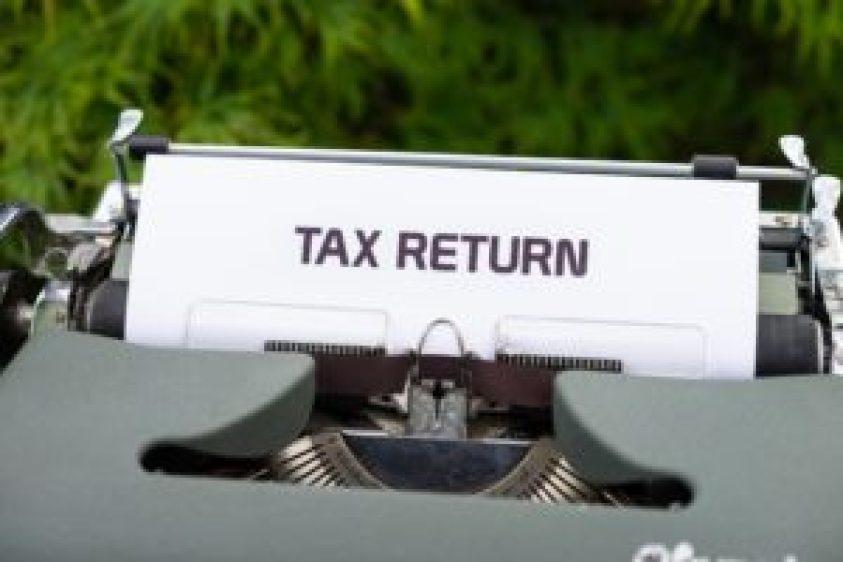 税金の還付