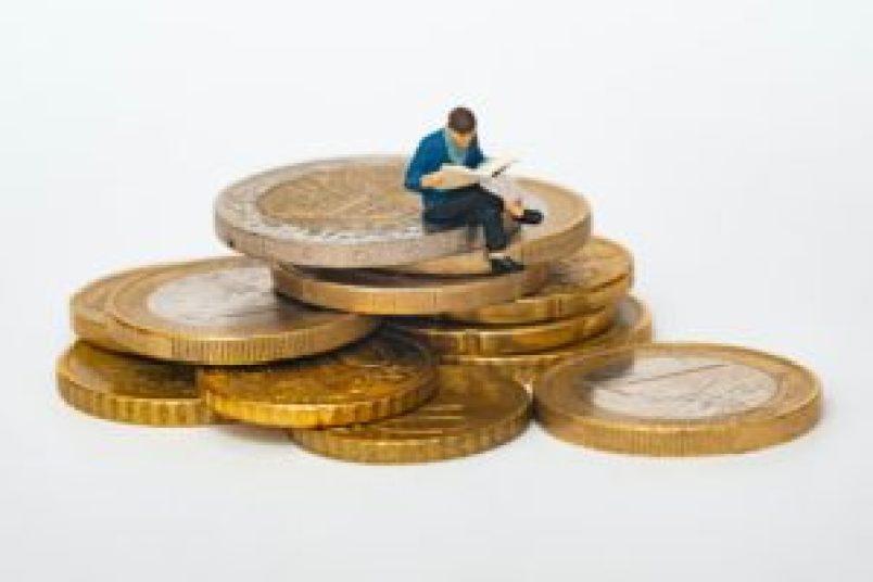コインと投資家