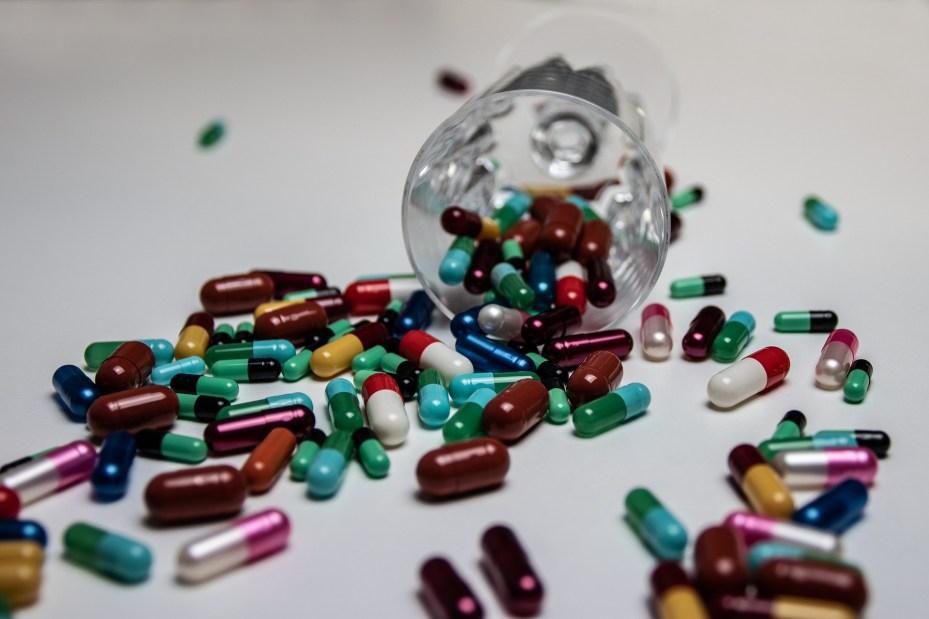 カプセル型錠剤