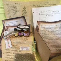 Conjure Club - monthly shipments of conjure oils, powders, herbs and more! By Magus (Kevin Trent Boswell)