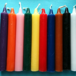 "6"" candles"
