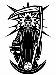 Thank You Santa Muerte Conjure Work