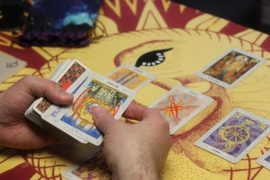 Tarot Reading by Magus at Conjure Work; learn past, present, future through the cards, Major and Minor Arcana
