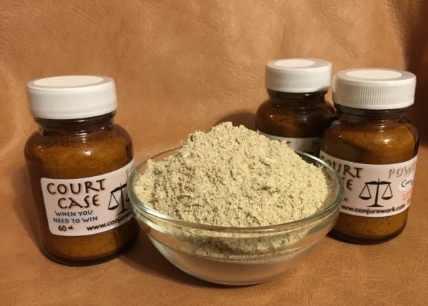 Court Case Powder by Magus (Kevin Trent Boswell) at conjurework.com
