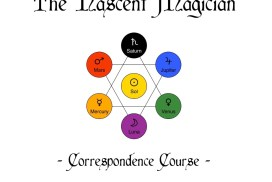 The Nascent Magician, magick course, by Magus; witchcraft, sorcery, ceremonial magick, hoodoo