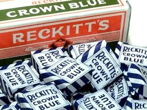 Reckitt's Crown Blue Hoodoo ceremonial magick at Conjure Work conjurework.com