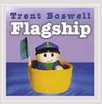 The album Flagship, by Trent Boswell, Magus, copyright 2020, Kevin Trent Boswell, rock, blues, jazz, folk