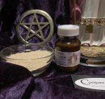 Saint Cyprian of Antioch Powder, Conjure Work, sorcery supplies