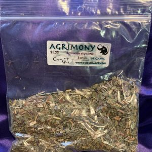 Agrimony, Agrimonia eupatoria, sorcery, Conjure Work, herbs, magick, Golden Dawn, Solomonic, Wicca, astrology