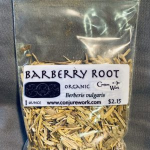 Barberry Root, Berberis vulgaris, sorcery, Conjure Work, herbs, magick, Golden Dawn, Solomonic, Wicca, astrology