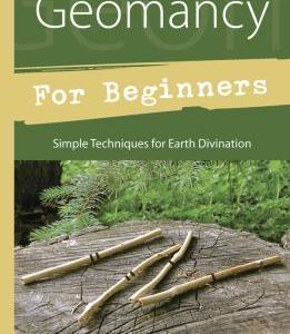 Geomancy For Beginners Richard Webster, books at Conjure Work