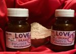Love Draw Powder, for love spells, Conjure Work