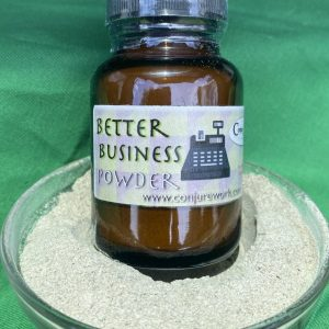Better Business Powder - make more money with your business!