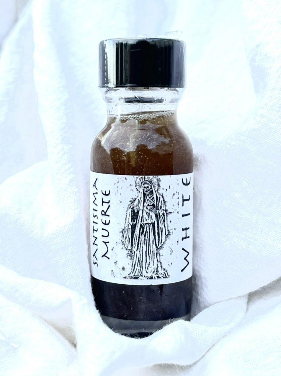 La Santisima Muerte (White) Oil