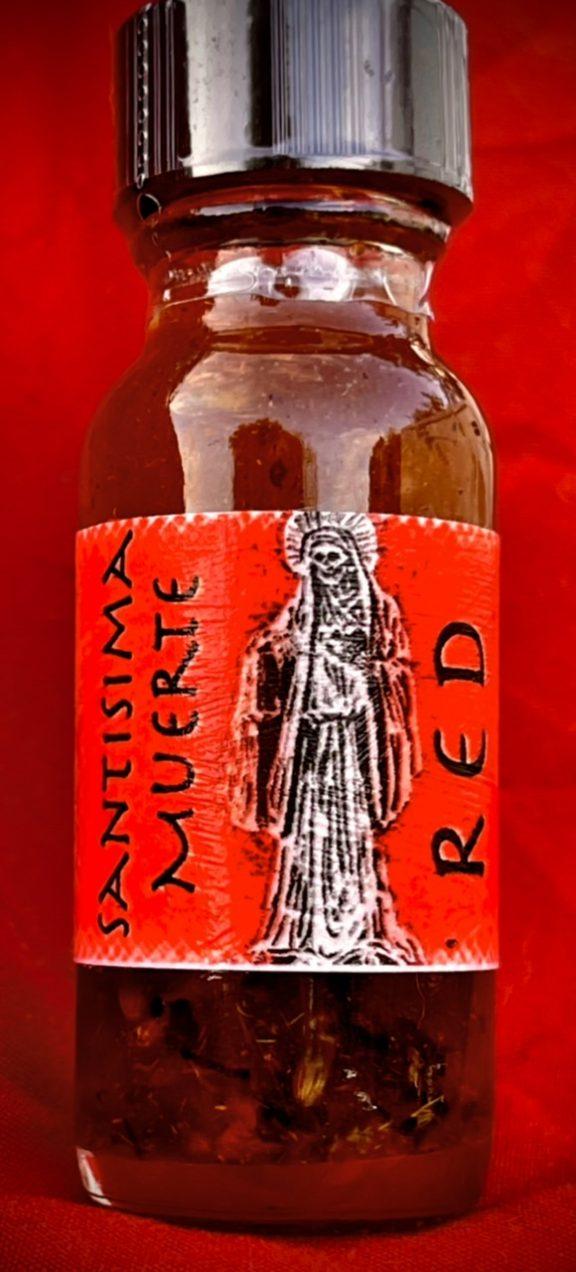 La Santisima Muerte (Red) Oil