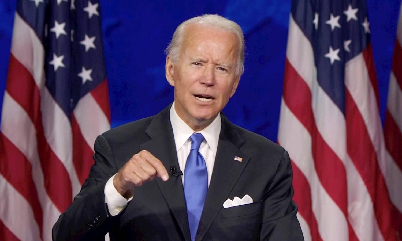 Joe Biden Esta Dispuesto A Cerrar Los Ee Uu Por La