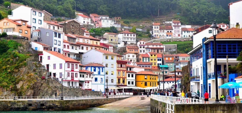 Puerto de Cudillero - Asturias