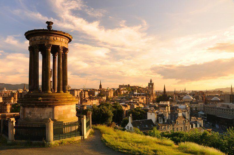 Edimburgo - Escocia - Reino Unido